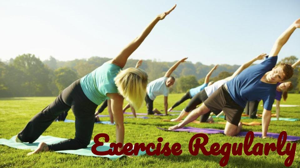Oil Changing Places >> Exercise Regularly!! - Chandigarh